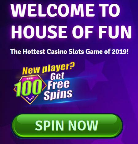 House of Fun Bonuse